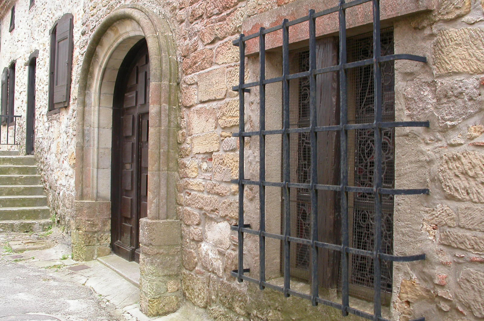 Fanjeaux : Maison St Dominique