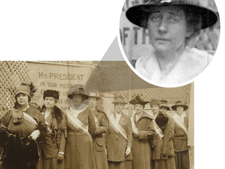 Mary Bartlett Dixon Cullen: Activist, Nurse and Women's Rights Pioneer