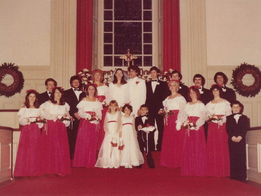 Wedding Costs: 1981 to 2021