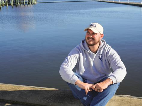 Rising Stars: Jordan Shockley - Blue Oyster Environmental Leader