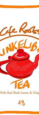 Kinkeliba Herbal Tea with Rooibos & Ginger
