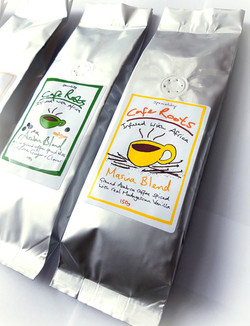 roots coffee blends spiced UK