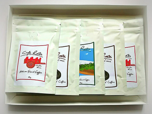 Speciality Coffee Selection Box (5 x 50g)