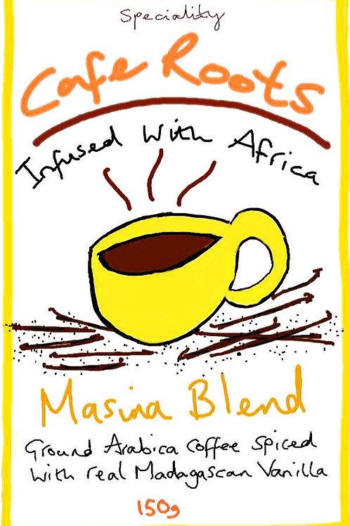 vanilla coffee filter