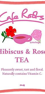 Hibiscus (Sorrel) Rose Petal Tea