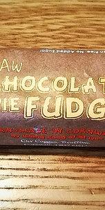 Raw CHOCOLATE FUDGE Pie 60g