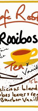 Rooibos (Redbush) & Vanilla Tea