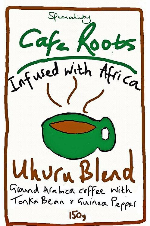 coffee blend Uhuru filter