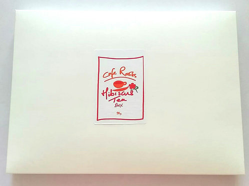 Hibiscus ORGANIC Selection Box (4 Varieties)