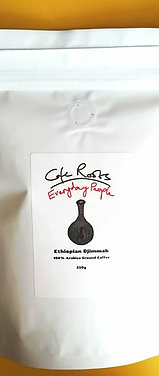 ETHIOPIAN DJIMMAH COFFEE (Ground) EVERYDAY PEOPLE