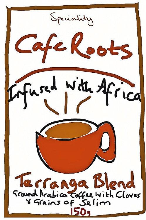 Senegal Coffee robusta