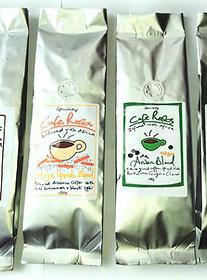 4PK Ground Coffee Blend Variety (4 x 150g)