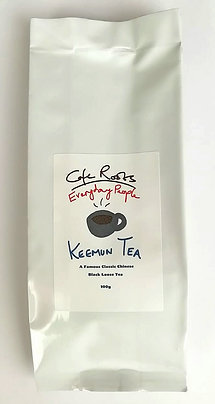 KEEMUN Chinese Tea 100g (Loose) EVERYDAY PEOPLE