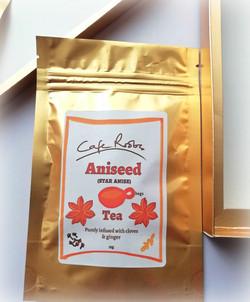 aniseed herbal tea selection UK