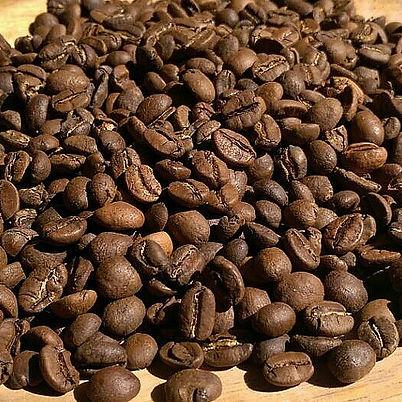 fresh roasted rwanda coffee beans