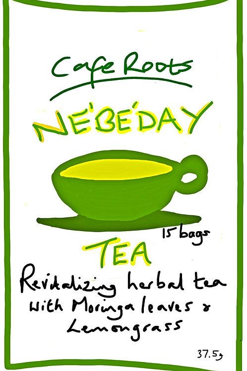 Ne'be'day Tea (Moringa & Lemongrass)
