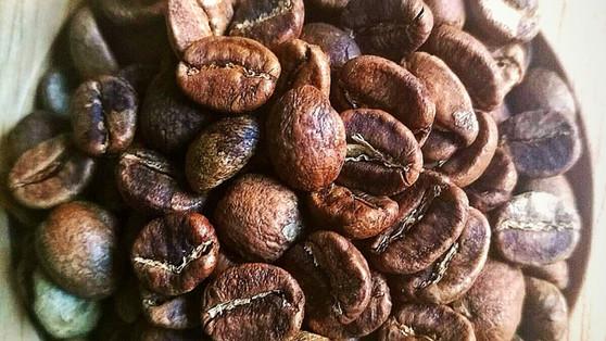 Tanzania AA Coffee Beans.