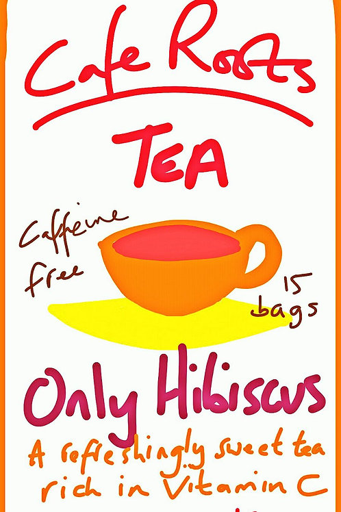 hibiscus sorrel tea