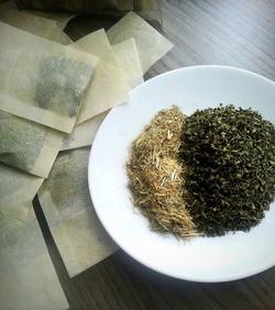 moringa tea with lemongrass