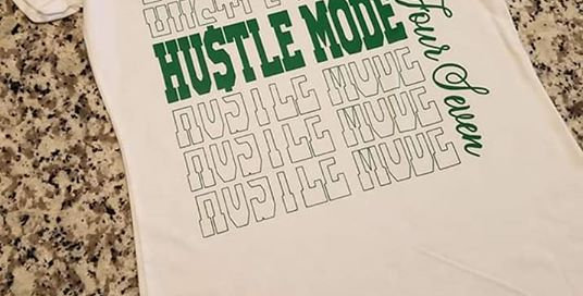 Hustle Mode 24/7 Shirt