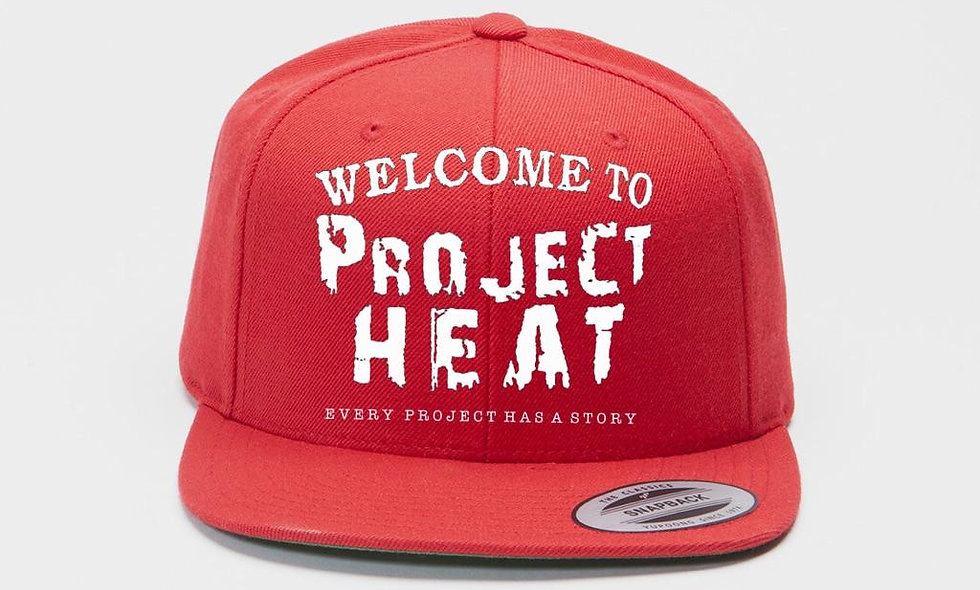 Red Project Heat Snapback
