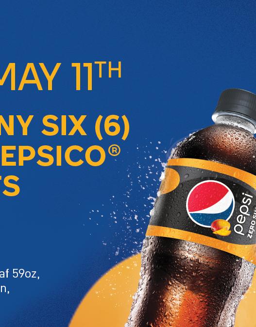 Pepsi Mango Jewel-Osco
