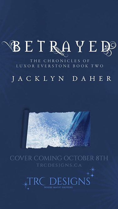 Betrayed Cover Wrap