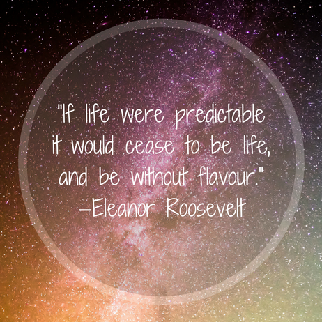 Unpredictable Life