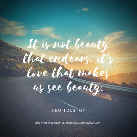Quote about beauty and love