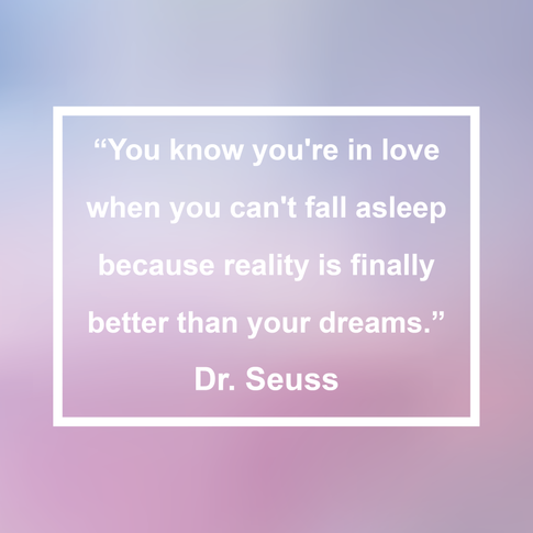 Love and dreams