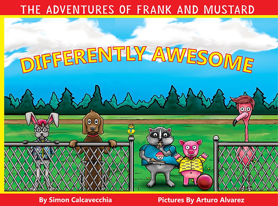 The Adventures of Frank and Mustard: Differently Awesome