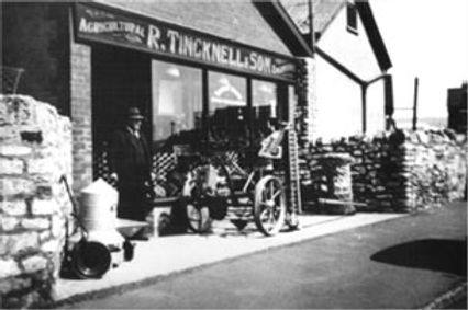 R Tincknell & Son archive image