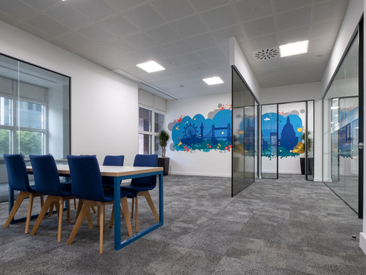 Key Factors of Great Office Design
