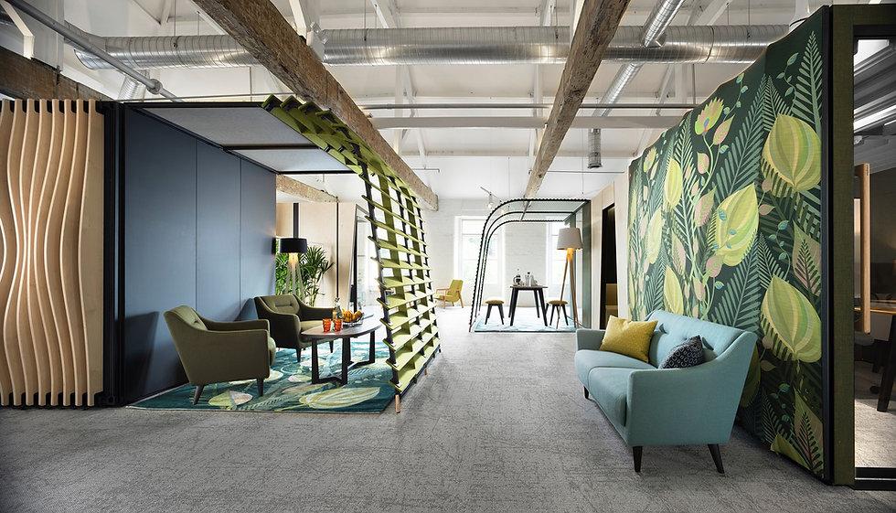 FluidSpace - Agile & Flexible Office Furniture