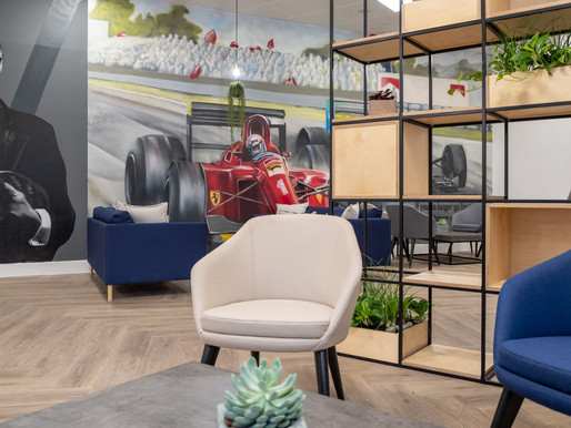 How to Integrate Sustainable Materials into Your Office Design.