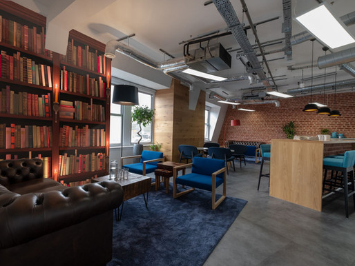 10 Reasons to Re-design your Office
