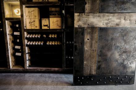 Coopers Shoot Cellar