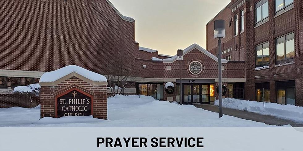 Prayer Service: Bemidji