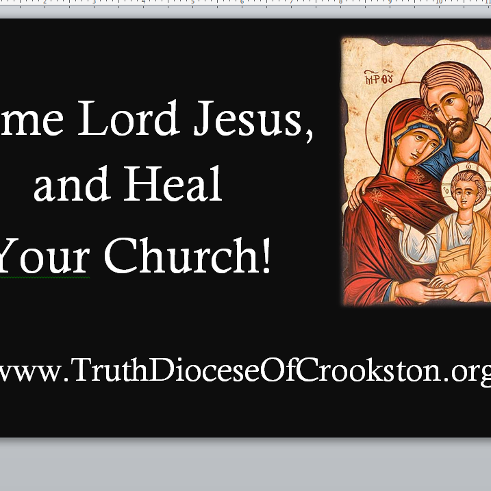 Easter Holy Hours Throughout the Diocese of Crookston