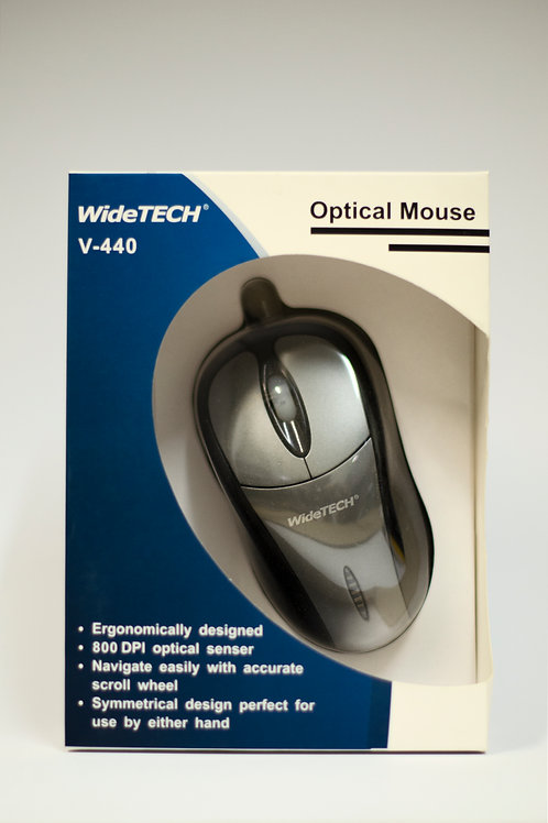 WideTech PS2 Optical Mouse V-440