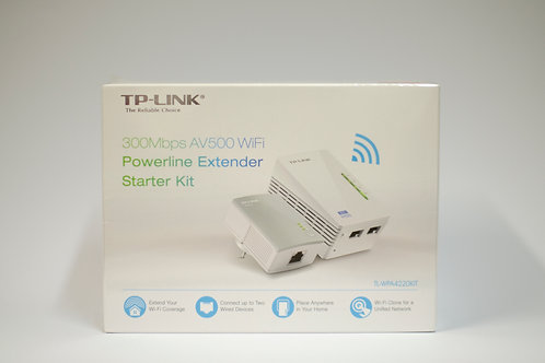 TP Link 300Mpbs Powerline Extender Starter Kit AV600