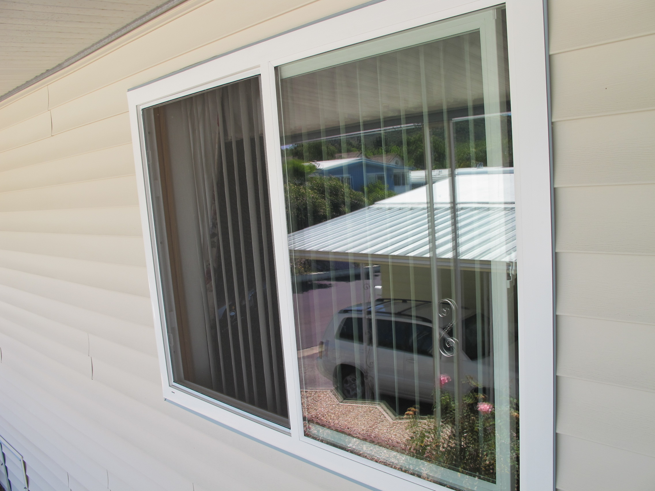 Vinyl Dual Glaze Windows