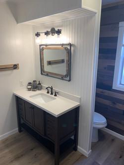 Mobile Home Bath Room Remodels