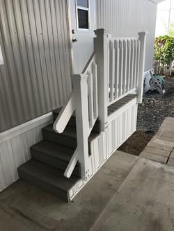Composite Steps.
