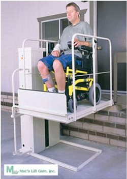 Elevator Lifts for Mobile Homes