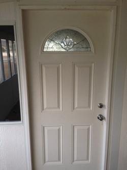 Mobile Home Door