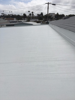 New Insulated Aluminum Roof Awning