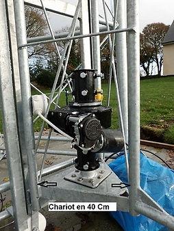3,    Plaque moteur  en Larg  40 cm (4).