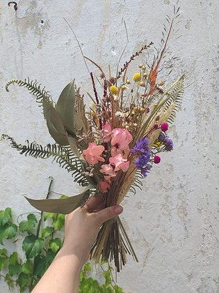 Buquê  de Flores Secas - P