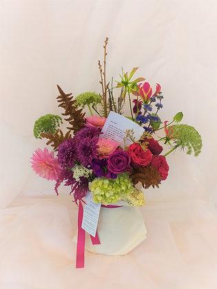 Arranjo Especial de Flores Frescas